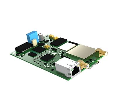 """Router kIoTo 530-N - dispositivo IoT/M2M  - versione """"naked"""""""