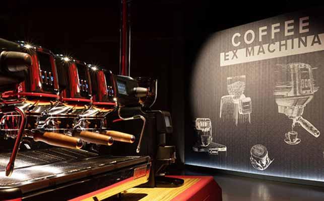 Macchine del caffè del Gruppo Cimbali