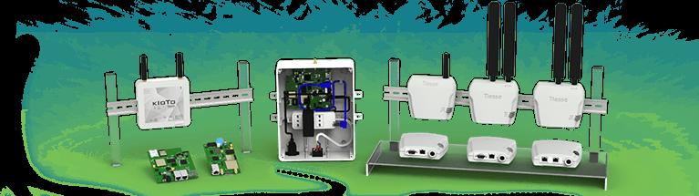Prodotti di rete by Tiesse S.p.A.: dispositivi IoT linee kIoTo e Levanto