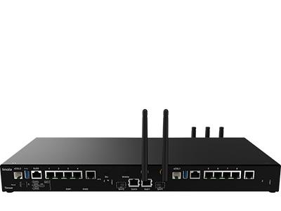 Vista frontale del router Imola 0872-IK2F-IK2V-IK2W